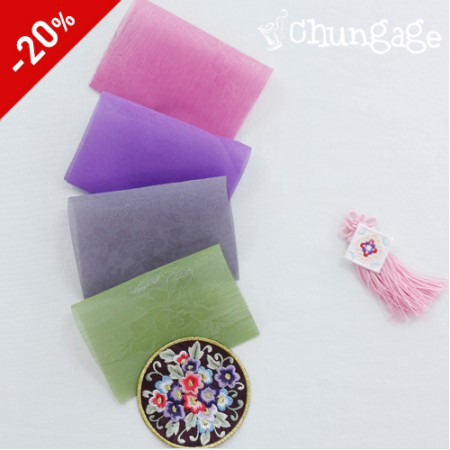 "韩服面料芝麻布(4种) <div style=""display:none""> Hanbok Fabric / Hanbok Cloth / Hanbok / Fabrics /布料/ Shopping Mall </div>"