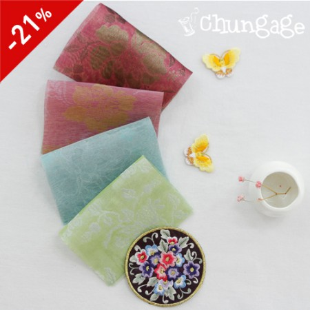 "韩服面料芝麻面料(4种) <div style=""display:none""> Hanbok Fabric / Hanbok Cloth / Hanbok / Fabrics /布料/ Shopping Mall </div>"