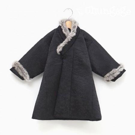 衣服图案儿童围巾韩服图案服装图案[P1184]