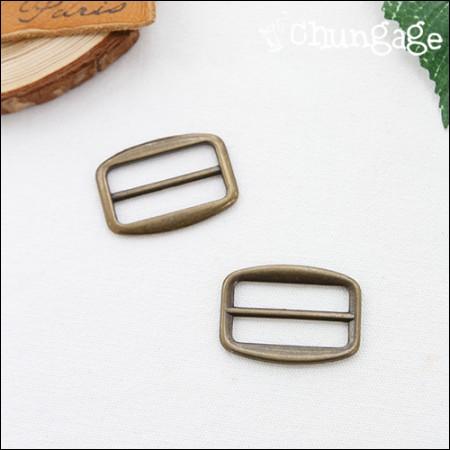 带可调节肩带的包(2件)25毫米青铜