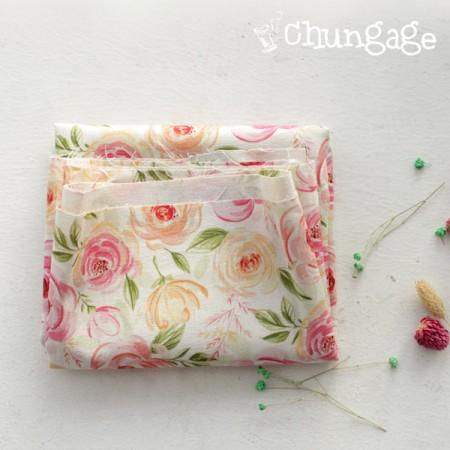 非常 - 最好的DTP11可以亚麻)浪漫玫瑰