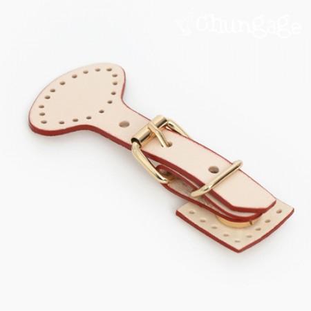 袋扣搭扣★金扣型天然红色纽扣磁铁