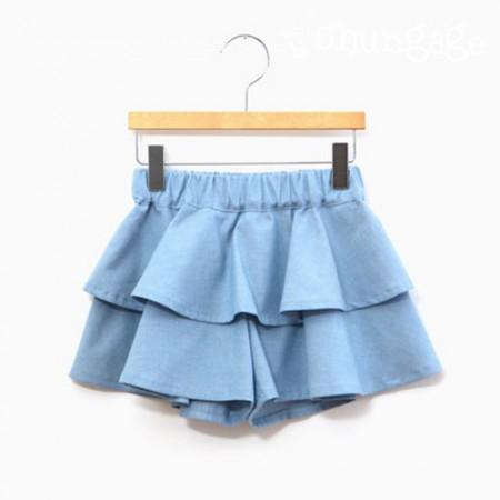 衣服图案儿童裤子实心图案[P1101]