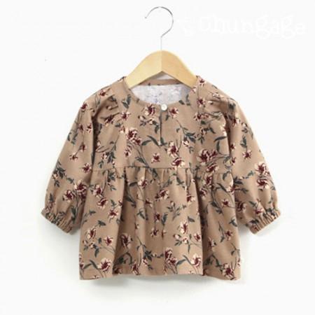 衣服图案儿童衬衫服装图案[P1160]