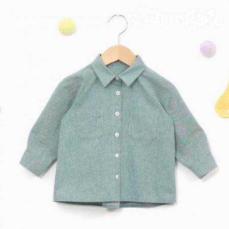 衣服图案儿童衬衫服装图案[P1145]