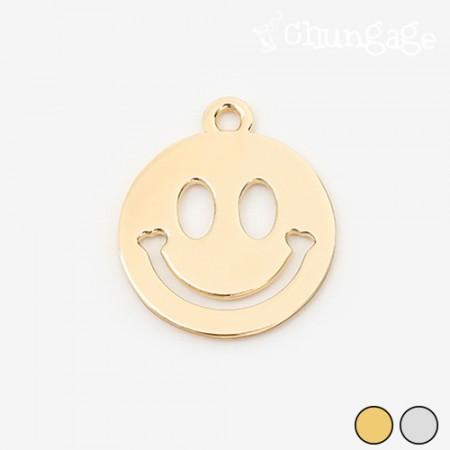Smile Good Luck双面吊饰(2种)
