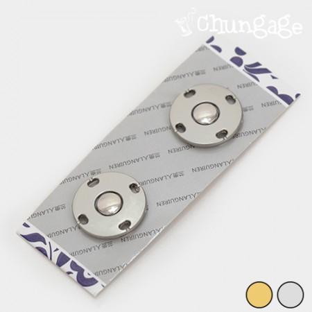 按钮21毫米按钮圆圈现代按钮(2种类型)