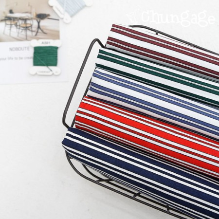 大号-60高密度棉)简单条纹(5种)