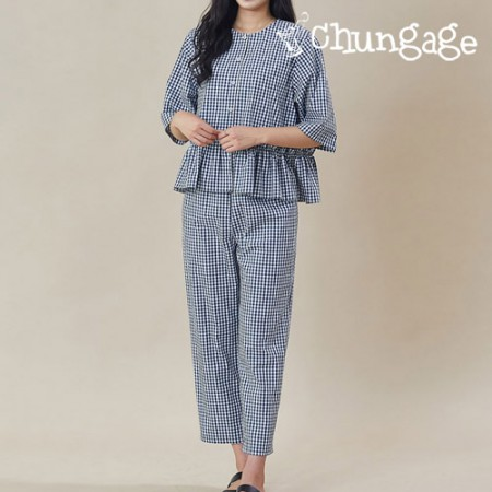 衣服图案女式睡衣睡衣服装图案[P1235]
