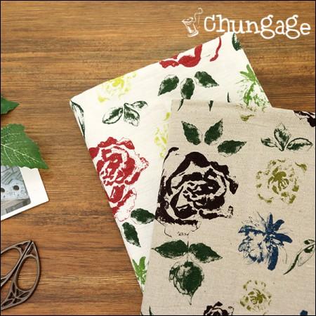 Great Worthing Linen)复古玫瑰(2种)