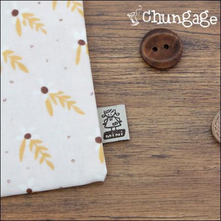 棉签配件标签迷你原米(5件)[KL018]