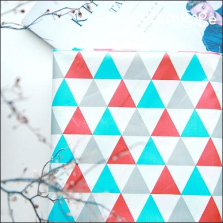 宽层压板)北欧三角(红薄荷)