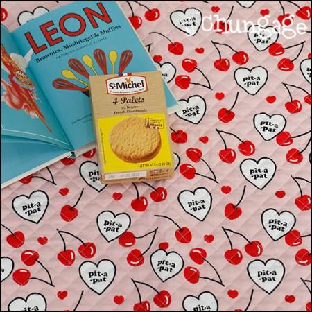 棉20横向织物绗缝面料)心脏信号