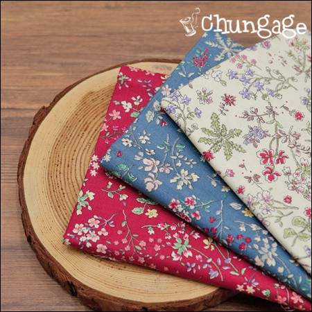 棉20水平编织)蒲公英花园(3种)