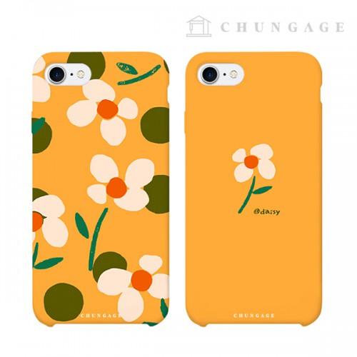 手机壳Little Daisy(2种)CA033 iPhone Galaxy所有手机壳