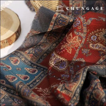 摩洛哥宽纺纱面料