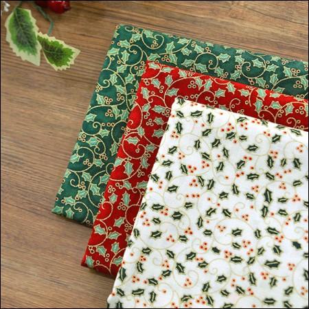 20种一品红棉布,3种类型