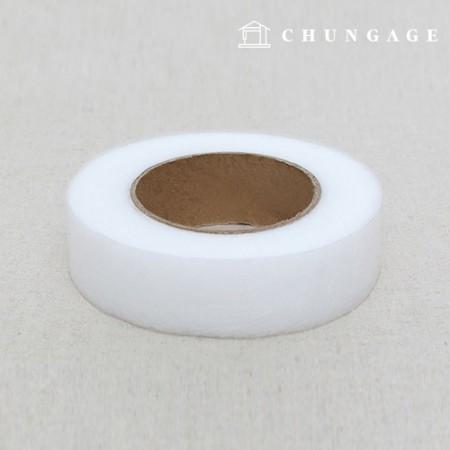 高温胶带双面胶强力棉芯2.4cm