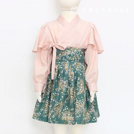 儿童韩服服装图案[P1327]