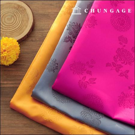 韩服面料韩服传统传统纳布3种类型