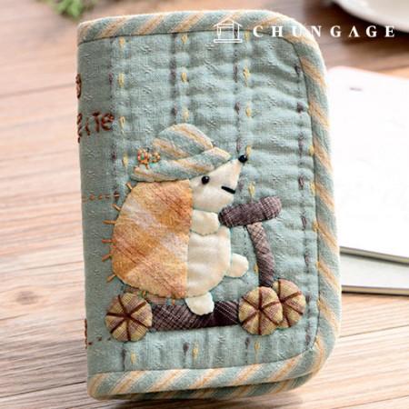 绗缝包DIY套装Tochigoto Passport盒子[CH-613668]
