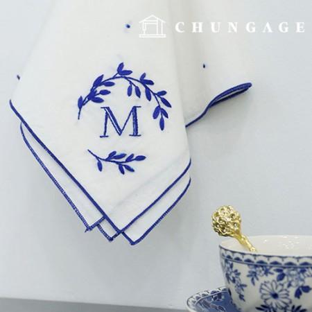 法国刺绣包装DIY套件母马手帕[CH-513512]