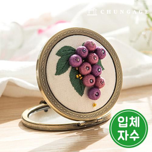 法式刺绣套装DIY套装藤镜[CH-512011A]