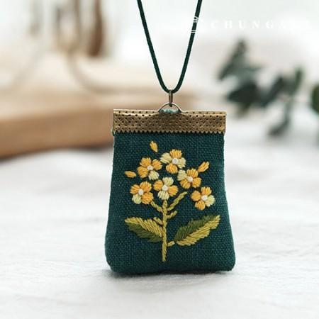 法国刺绣包花香水DIY套装(2种)[CH-512505]