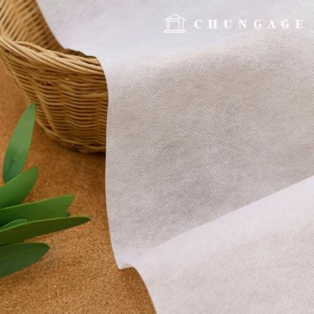 面膜无纺布白色40g一次性棉夏齿棉制作材料面膜衬里