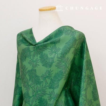 宽幅面料布料yeon冰箱布料棕榈树