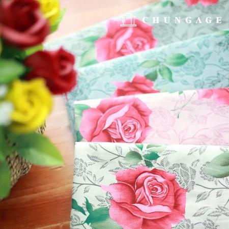 4种Asa纯玫瑰