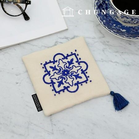 法国刺绣包装花DIY套件摩洛哥Ticoster CH-616067