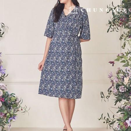 服装款式女装连衣裙图案P1271