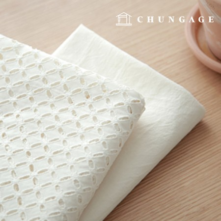 棉蕾丝绣花织物风车自然