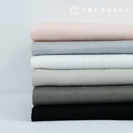 亚麻织物斜纹图案温和品味6种豪华轻装
