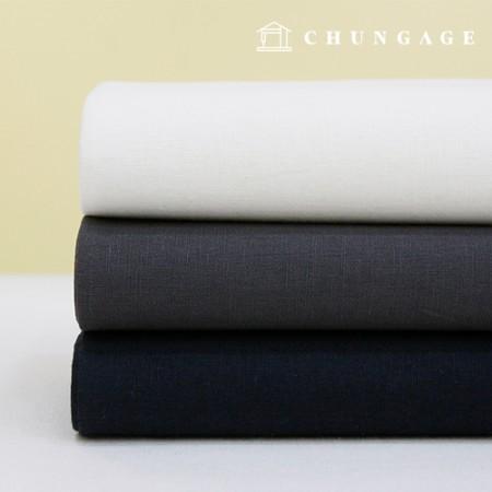亚麻织物11水棉麻纯平纹3种