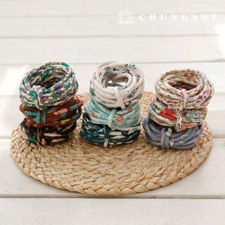 棉圆膜面膜项链项链线皮条/束带制作材料鞋带9种