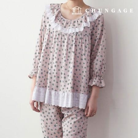 服装款式女士睡衣套装服装款式[P1365]