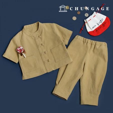 服装图案儿童生活韩服服装图案[P1395]