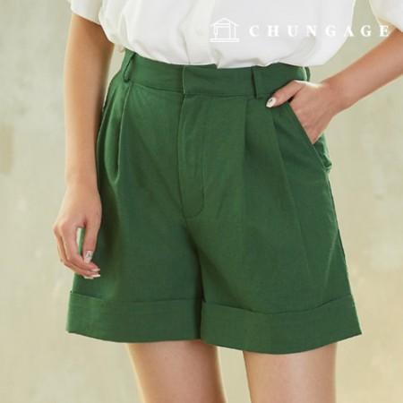 服装款式女式短裤服装款式[P1420]