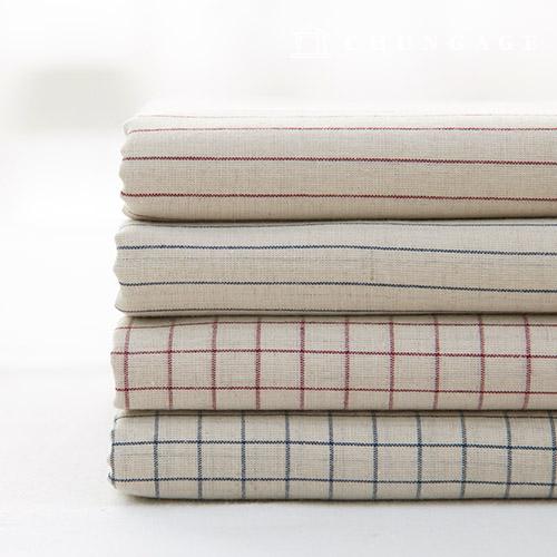 奥伯尔染色的水洗,Geko的希瑟织物,4种类型