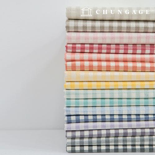 防水面料格纹复合无毒TPU防水布16种防水颜色