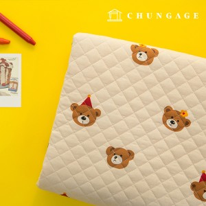 纯棉 20 线平纹编织棉衣面料 Choco Gomdol